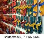 sandals    Shutterstock . vector #444374338