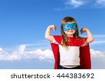 kid. | Shutterstock . vector #444383692