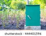 Outdoor Green Electrical Box A...