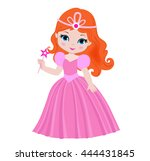 illustration of a beautiful...   Shutterstock .eps vector #444431845