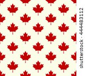 Canadian Maple Leaf Seamless...