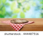 cloth. | Shutterstock . vector #444487516