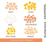 Cereals And Grain  Oats  Rice ...