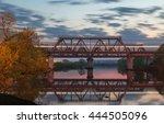 Railway Bridge Over The River...