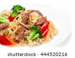 Asian Fried Rice With Pork And...