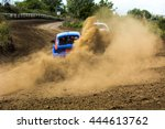 cars on the autocross. racing...