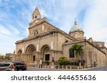 Small photo of Manila Cathedral, Intramuros, Manila, Philippines