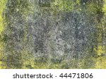 Molded Grunge Concrete Wall Fo...