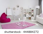 Cute Bright Baby Room For A...