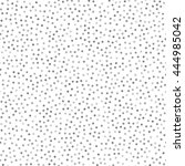 seamless pattern of random... | Shutterstock .eps vector #444985042