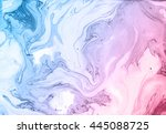 abstract texture. beautiful... | Shutterstock . vector #445088725