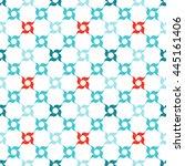 Oriental Arabesque Pattern. Re...