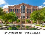 norman  ok usa   may 20  2016   ... | Shutterstock . vector #445183666