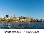 Sydney Cbd View Of Darling...
