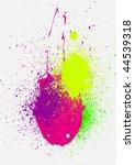 grunge background | Shutterstock .eps vector #44539318