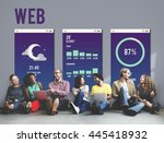 web internet mobile interface...