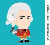 Wolfgang Amadeus Mozart...