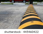 Yellow And Black Striped Speed...