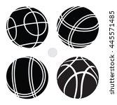 Bocce Ball Set Icon    Petanque ...