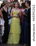 Small photo of CANNES - MAY 16, 2011:Jessica Chasten seen at the Cannes Film Festival on May 16, 2011 in Cannes