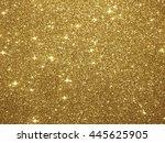 gold shimmer   Shutterstock . vector #445625905