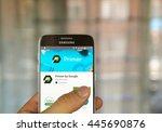 montreal  canada   june 23 ... | Shutterstock . vector #445690876