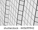 study of patterns and lines  | Shutterstock . vector #445699942