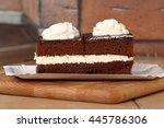 Chocolate Sponge Cake Filled...