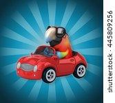 parrot | Shutterstock . vector #445809256