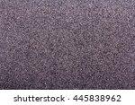 close up of a black tarmac...   Shutterstock . vector #445838962