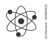 science concept represented by... | Shutterstock .eps vector #445869622