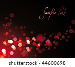 abstract background with light ... | Shutterstock .eps vector #44600698