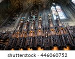 edinburgh   scotland   ... | Shutterstock . vector #446060752