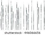 grunge lined vector texture | Shutterstock .eps vector #446066656