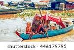 Tonle Sap Lake Siem Reap ...