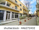 nicosia cyprus  november 27... | Shutterstock . vector #446272432