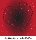 lover card | Shutterstock .eps vector #44631406