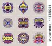 Ethnic Trible Insignias...