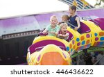 Kids On A Thrilling Roller...