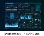 human user display | Shutterstock . vector #446440186