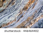 Colorful Rock Texture  Blue...
