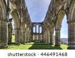 Rievaulx Abbey  Near Helmsley ...