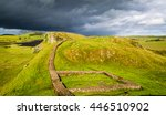 Hadrian's Wall In The County O...