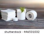 White Kitchen Paper Towel ...