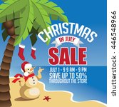 Christmas In July Sale...