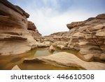 nature landscape  nature ... | Shutterstock . vector #446610508