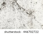 white concrete wall texture. | Shutterstock . vector #446702722