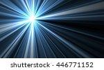 laser lights | Shutterstock . vector #446771152