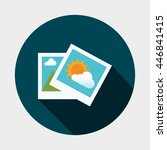 picture icon vector illustration | Shutterstock .eps vector #446841415