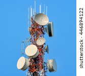 Telecommunication Mast With...